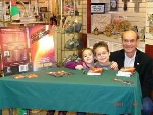Book Signing 01-2011